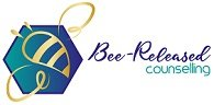 Bee-Released Counselling Logo