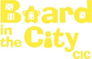 Board in the City logo