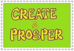 Create & Prosper logo